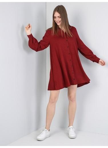 Colin's Elbise Kırmızı